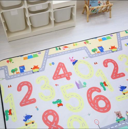 Ковер Советы и рекомендации по выбору ковра в детскую комнату для мальчишки