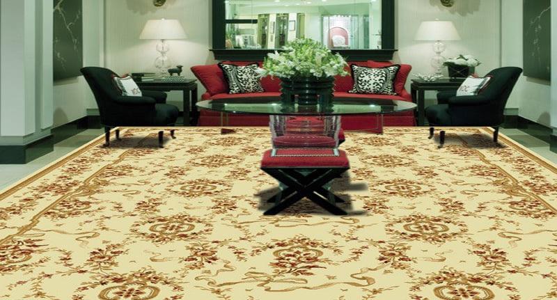 Большие размеры ковров - в магазине Караван!